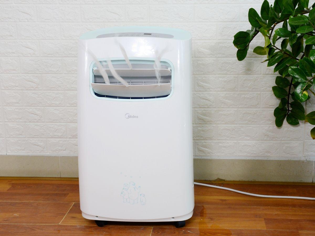 Máy lạnh di động mini Midea 1 HP MPPF-10CRN1