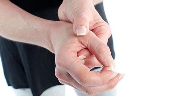 Đau cổ tay & Hội chứng De Quervain