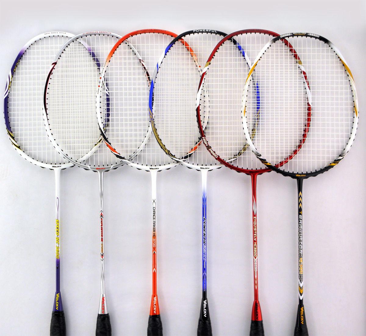 Chọn vợt cầu lông dựa vào hình dạng của khung vợt