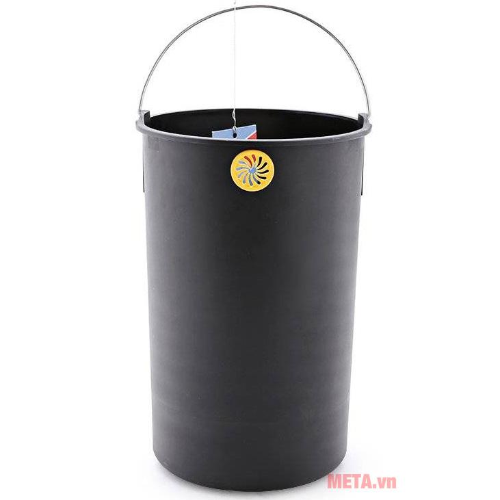 Thùng rác inox Fitis RPS1-901