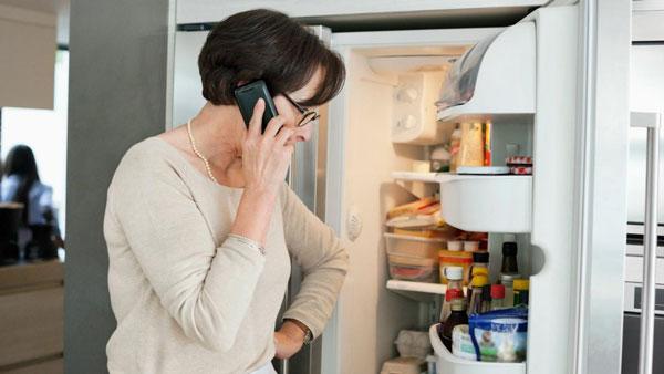 bảo hành tủ lạnh LG