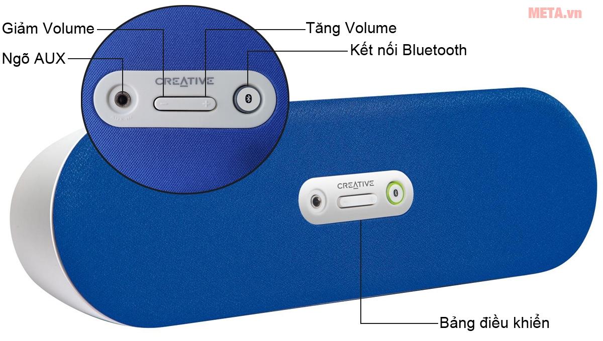loa bluetooth Creative D80