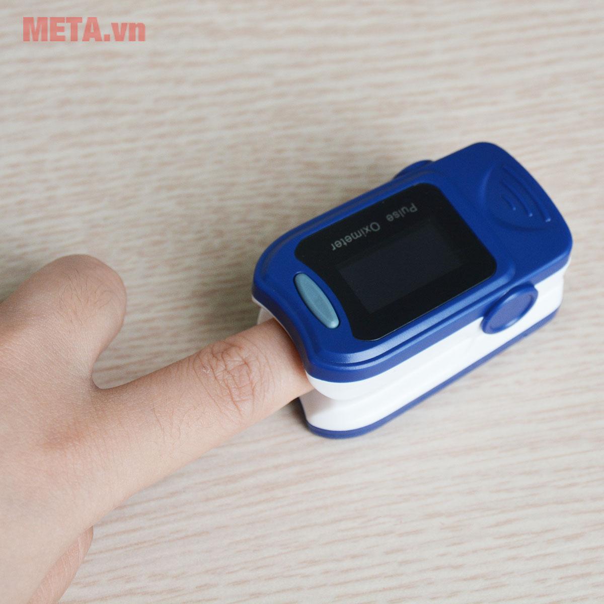 Sử dụng máy đo nhịp tim