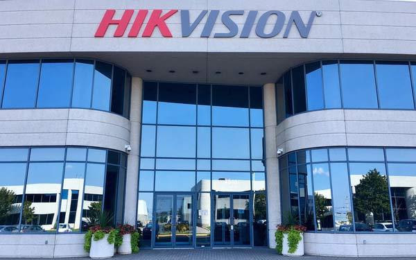 Camera Hikvision của nước nào