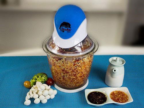 Máy xay thực phẩm cối thủy tinh