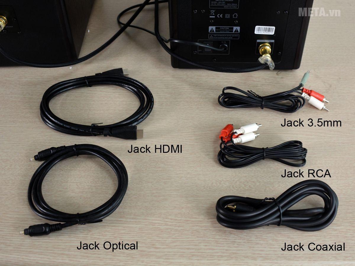 Loa vi tính Microlab