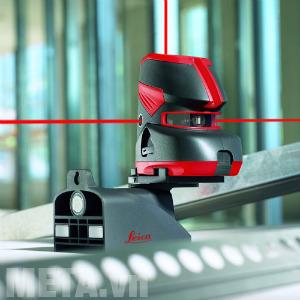 Máy cân mực laser Leica đo đạc ổn định, tia laser sắc nét, cho độ chính xác cao.