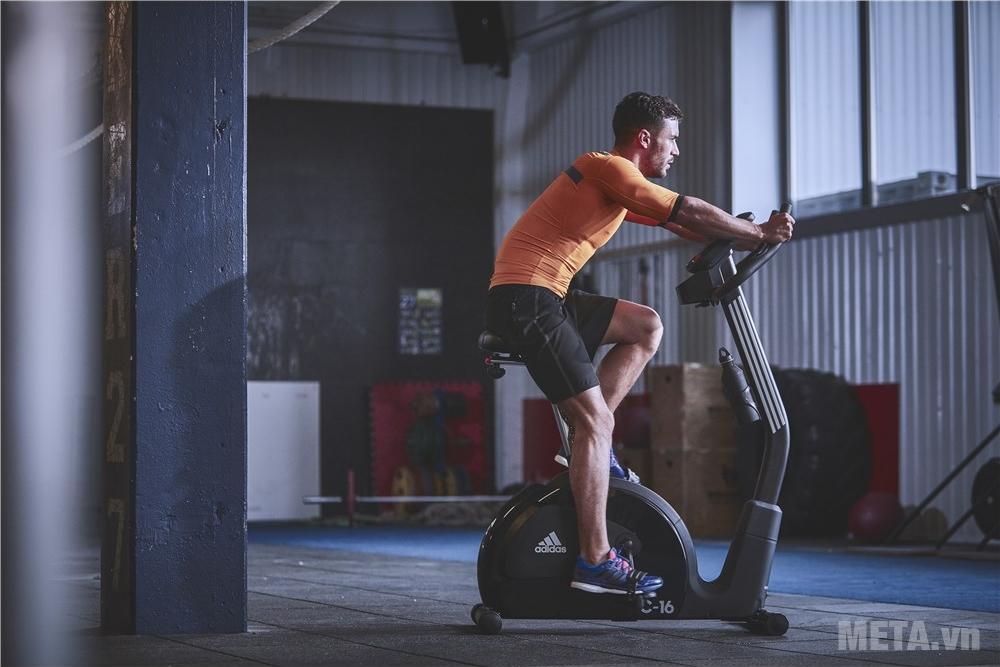 Xe đạp thể dục Adidas C16 Aven 10401BK