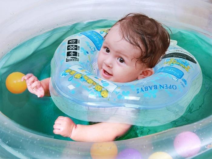 Phao bơi cho em bé, trẻ dưới 2 tuổi