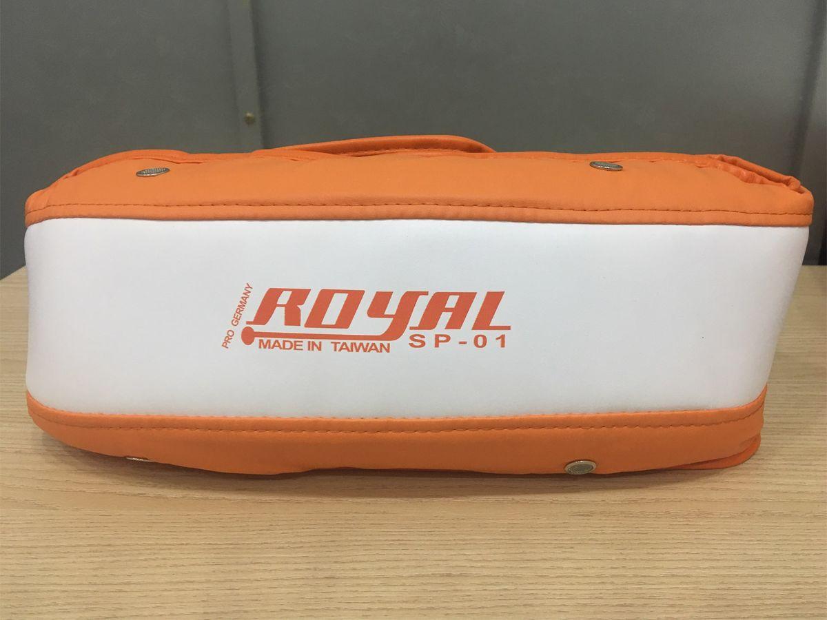 Đai massage rung nóng Royal SP01 giúp giảm mỡ bụng hiệu quả