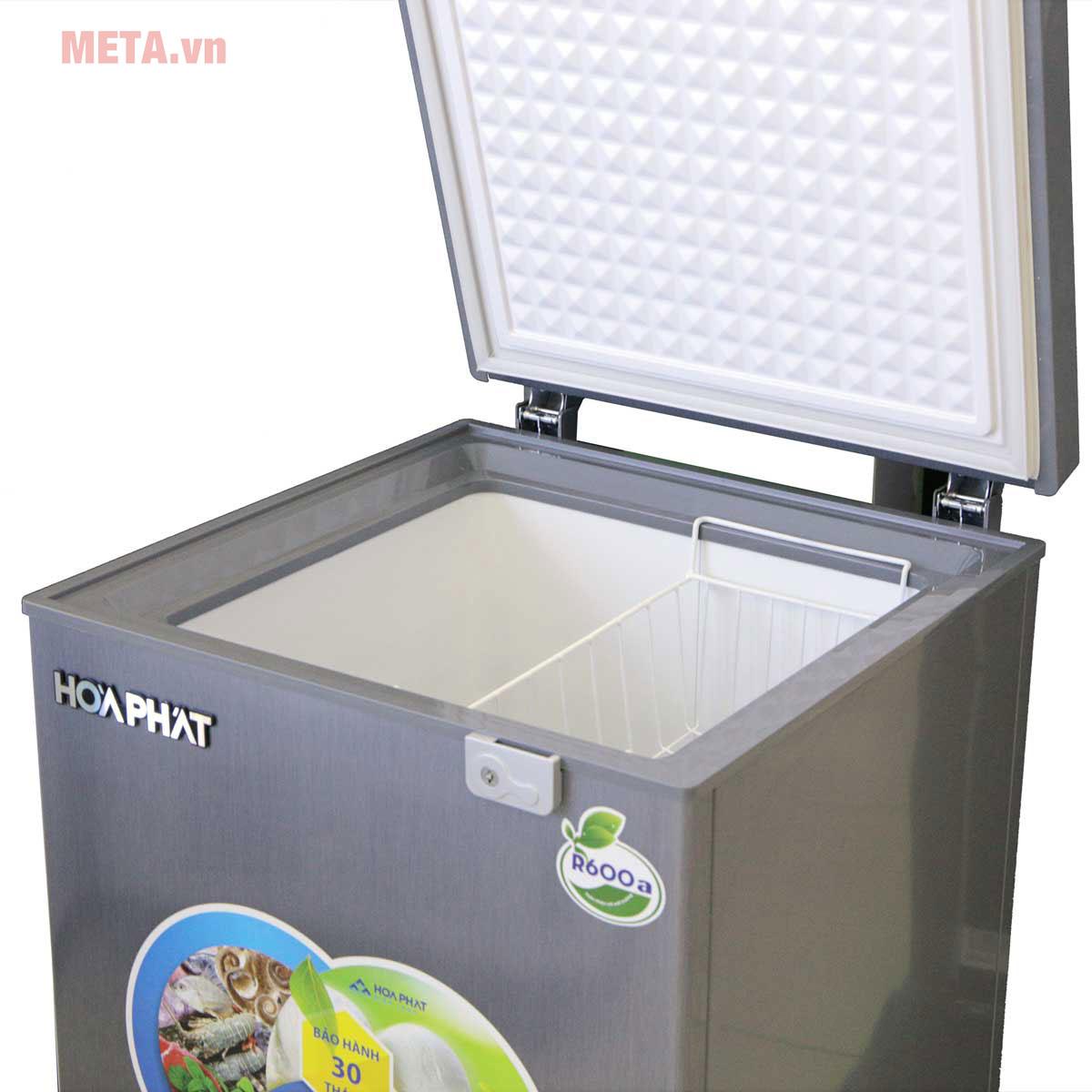 Tủ đông Hòa Phát HCF106S1ĐSH 100 lít