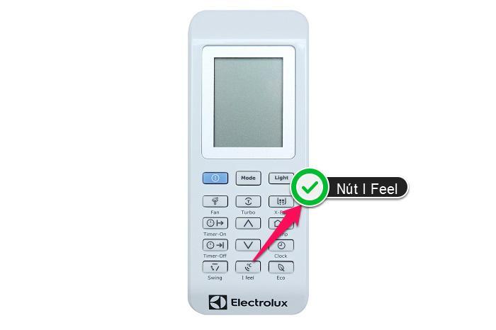 cách sử dụng máy lạnh Electrolux