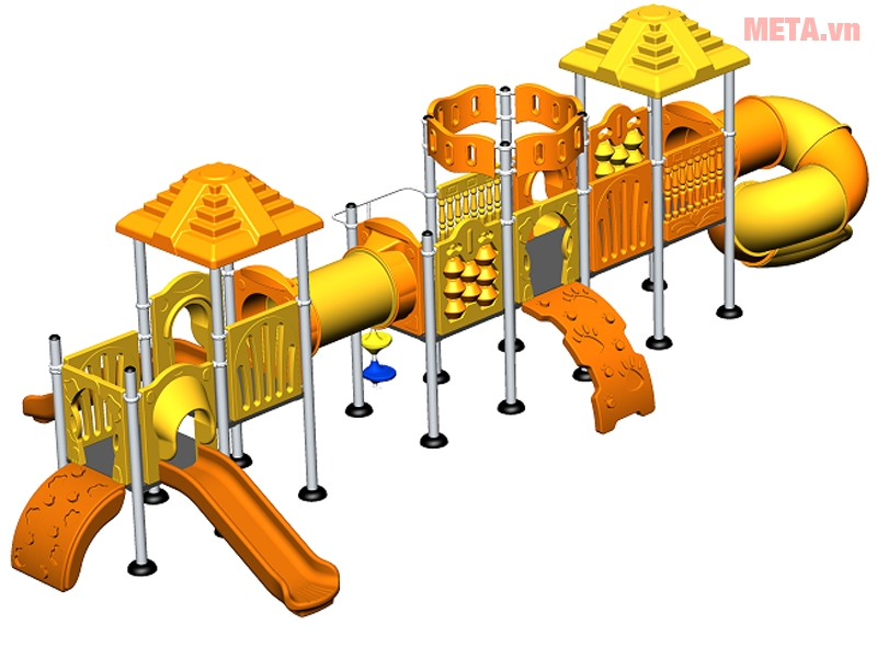 Tổ hợp leo cầu thang