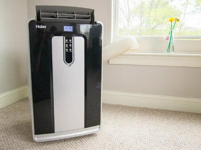 Máy lạnh di động mini là dòng máy lạnh 1 cục phù hợp cho các phòng nhỏ.