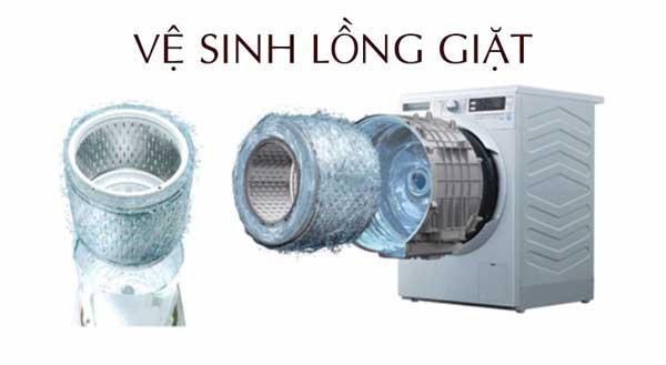 Máy giặt LG cửa ngang