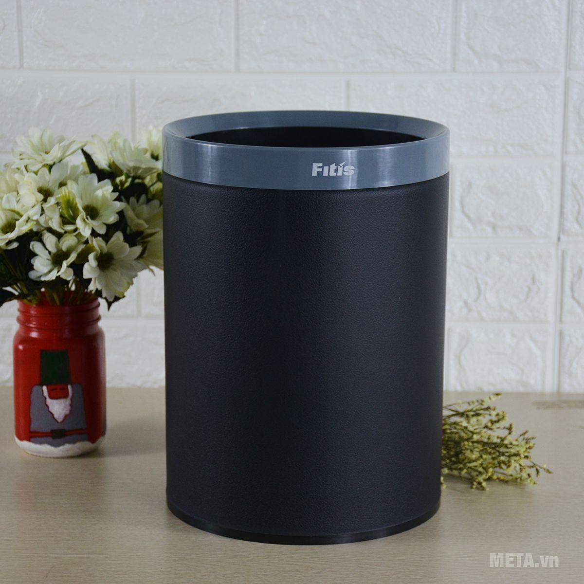 Thùng rác có chất liệu cao cấp