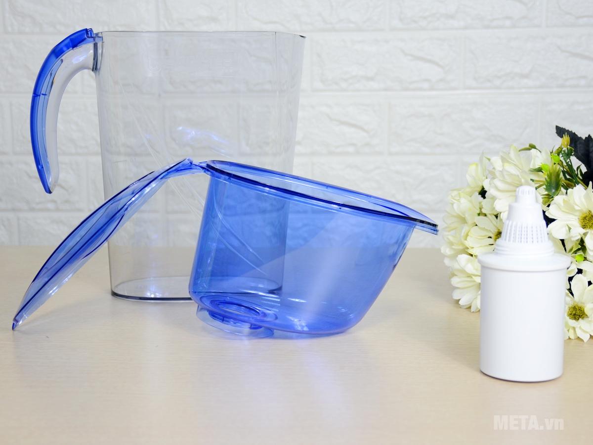 Bình lọc nước nhựa