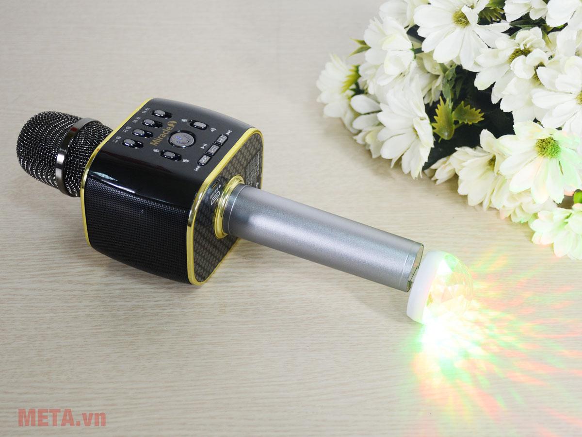 Micro karaoke Bluetooth Miracle M70 Hàn Quốc