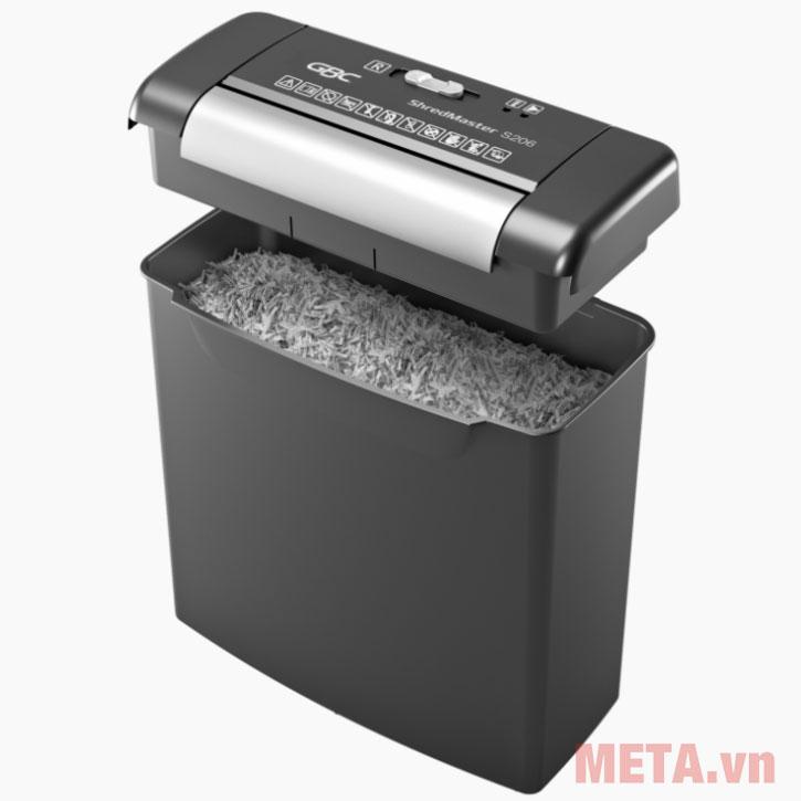 GBC ShredMaster S206