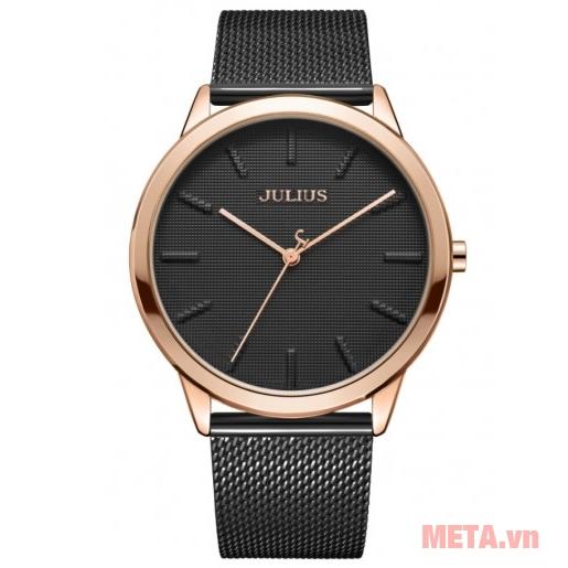 Đồng hồ Julius JA-982 màu đen