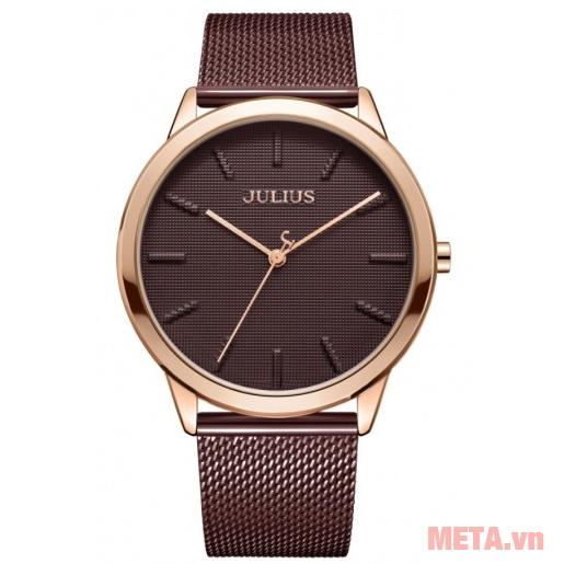 Đồng hồ Julius JA-982 màu nâu