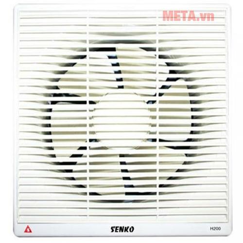 Quạt hút gió âm tường Senko H200