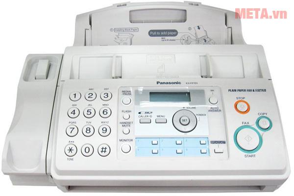 Máy fax Panasonic KX-FP701 (thay thế FP342CX)