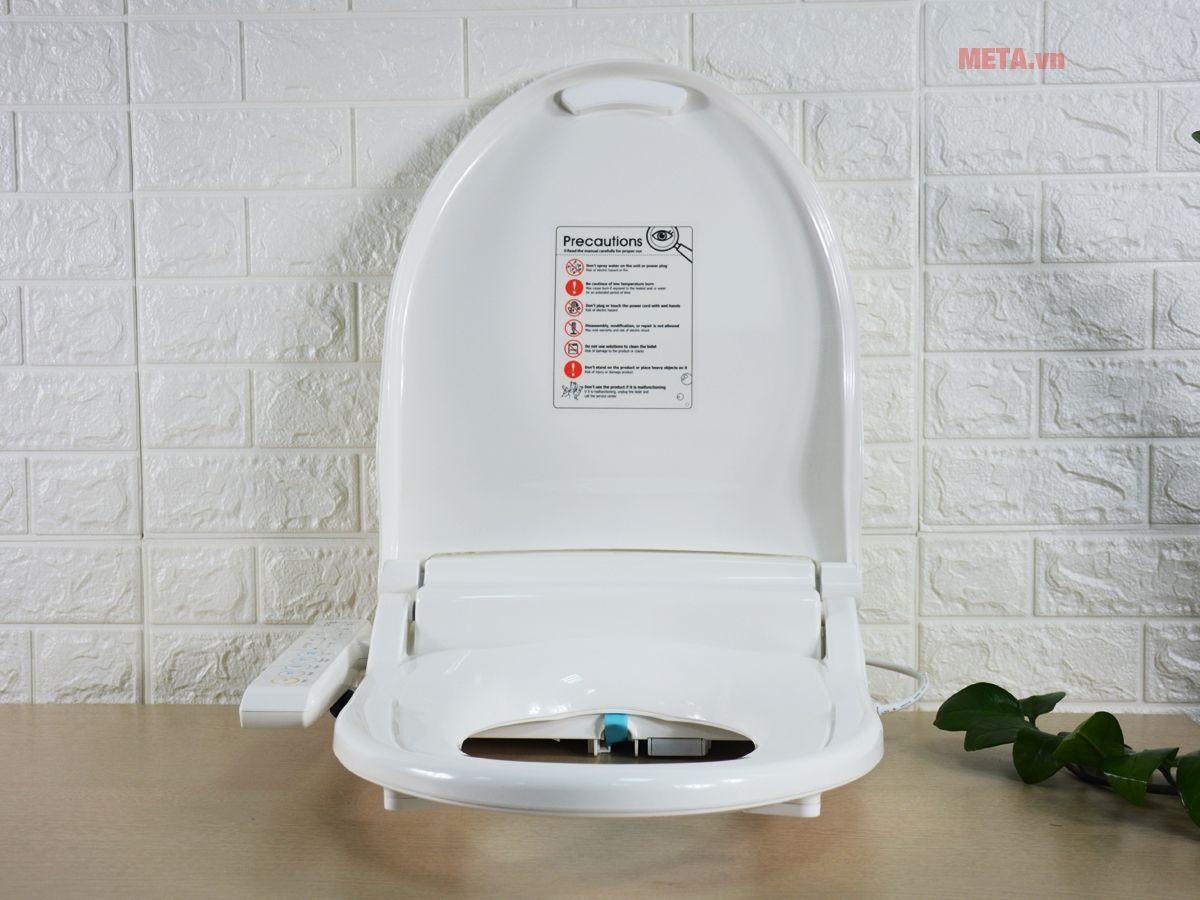 Nắp thiết bị vệ sinh thông minh