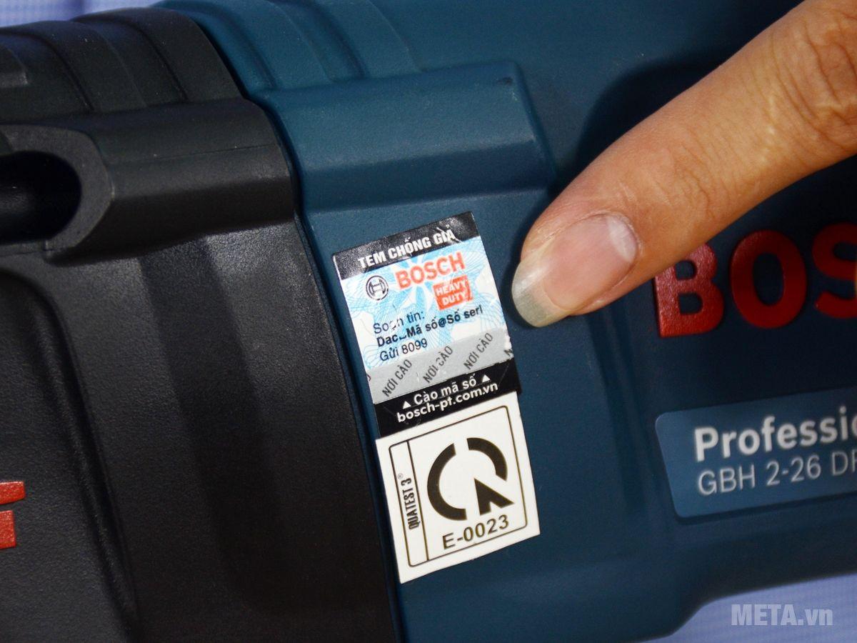 Máy khoan chính hãng Bosch