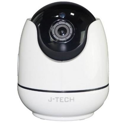 Camera giám sát trẻ em wifi hồng ngoại không dây 360 độ jtech hd6605b