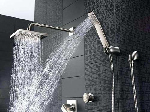 máy tăng áp cho nhà tắm