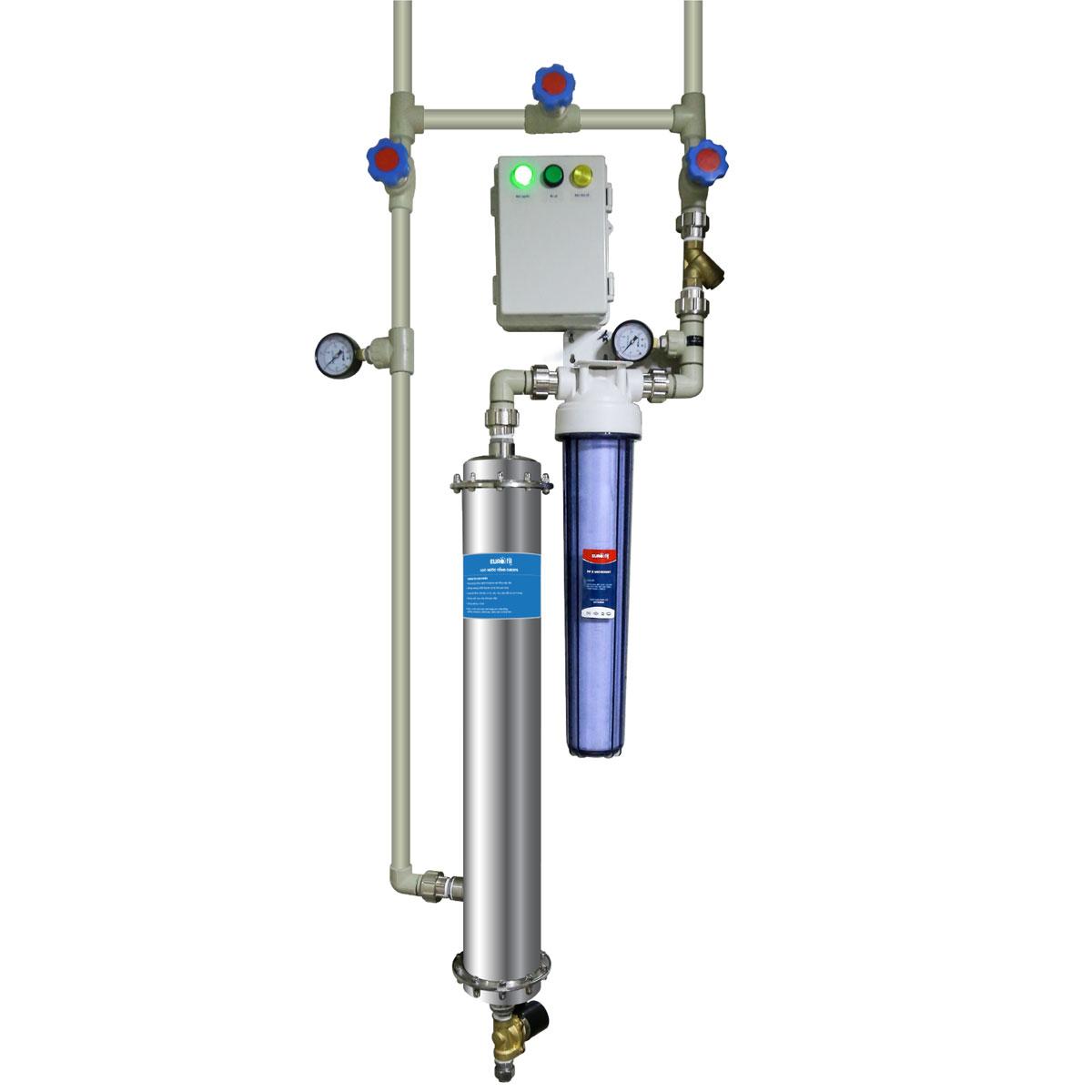 máy lọc nước tổng eurofil 2.5 4m3