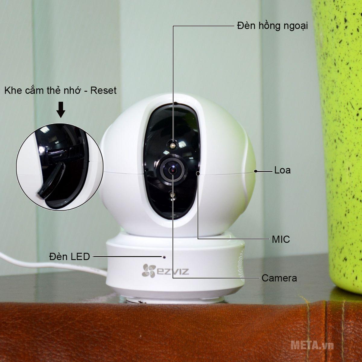 Camera dùng cho nhà hàng