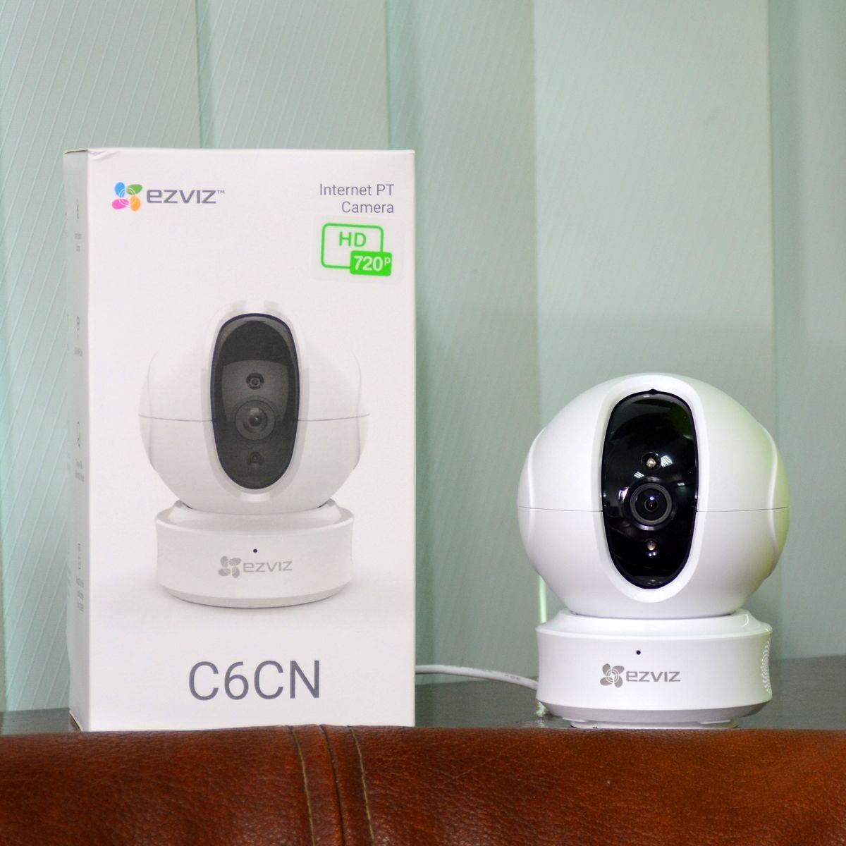 Camera wifi đa năng theo dõi chuyển động 360 độ EZVIZ CS-CV246 ez360