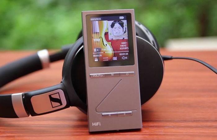 cách tài nhạc vào máy nghe nhạc MP3