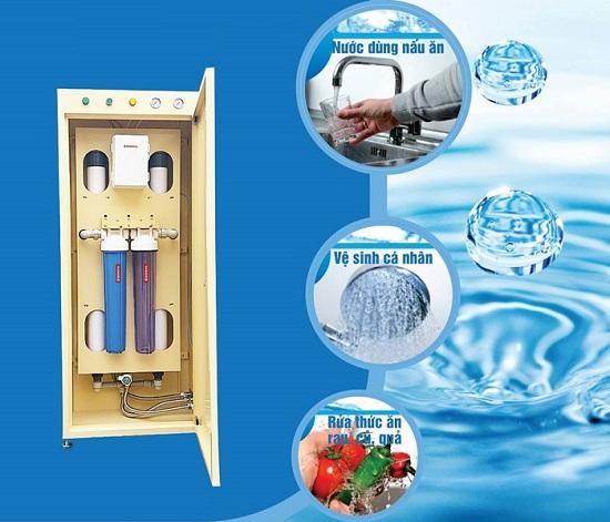 lọc nước tổng