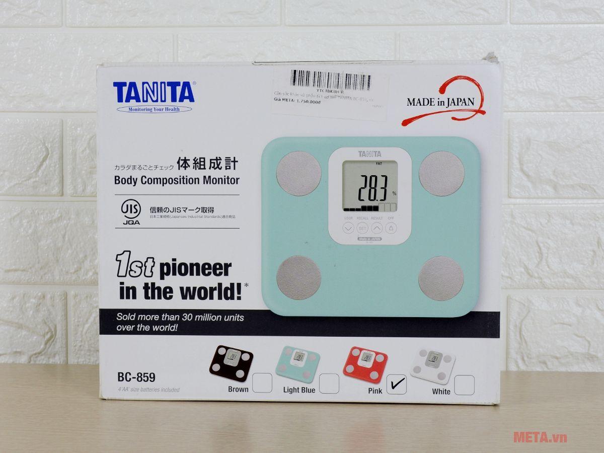 Cân điện tử Tanita BC-859