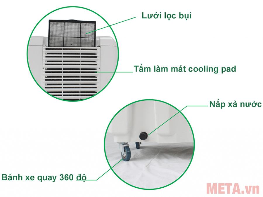 Quạt hơi nước iFan