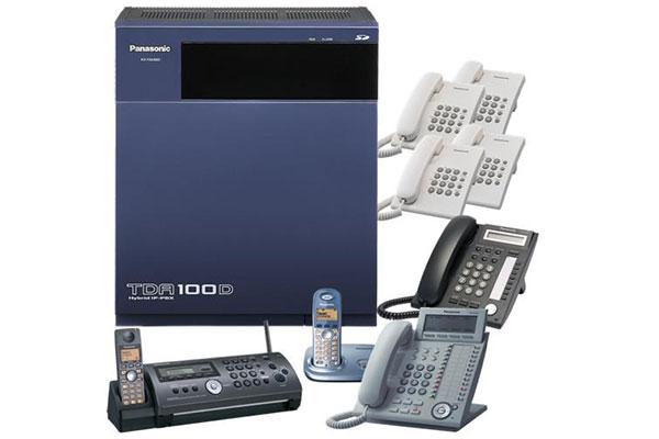 sửa tổng đài điện thoại bàn Panasonic