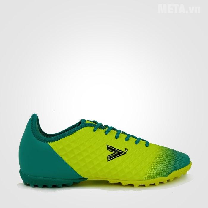 Giày đá bóng Mitre 180204B Green/Lemon