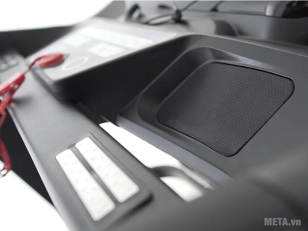 Máy chạy bộ điện Aguri AGT-101T tích hợp loa, cổng USB, MP3...