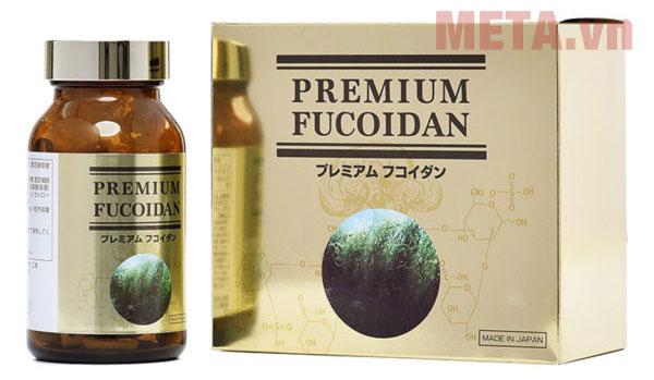 Viên uống Premium Fucoidan