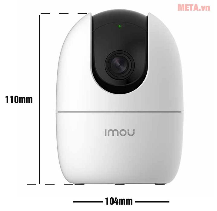 Kích thước camera wifi 2.0MP Imou IPC-A22EP