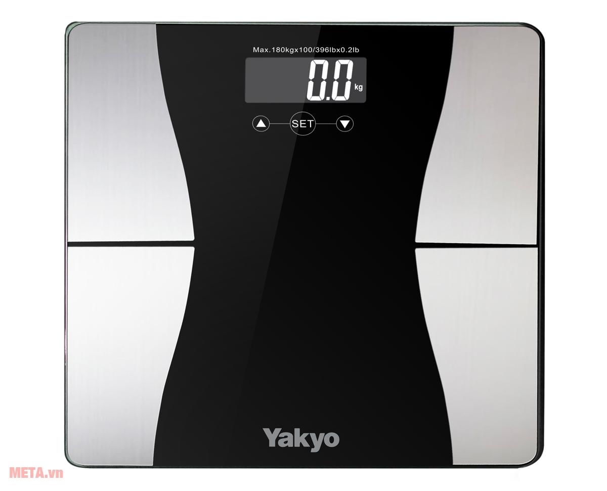Cân điện tử Yakyo TP-213 có tải trọng lên đến 180kg
