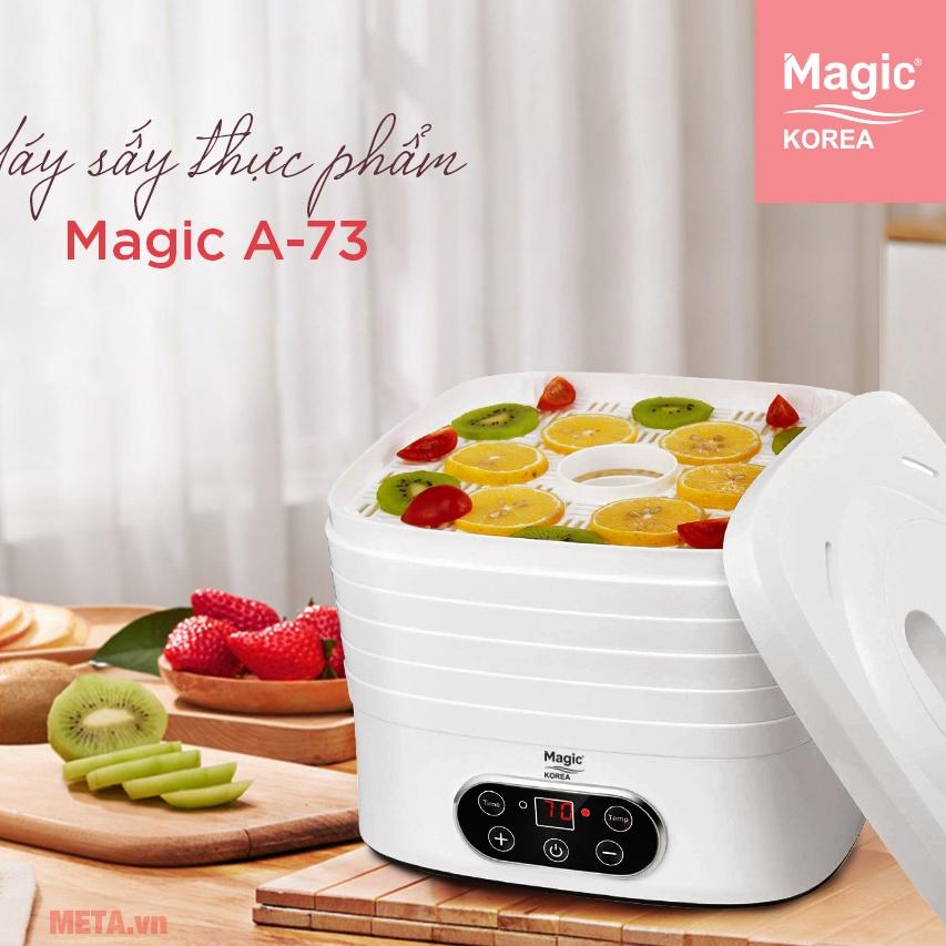 Máy sấy thực phẩm đa năng Magic A-73