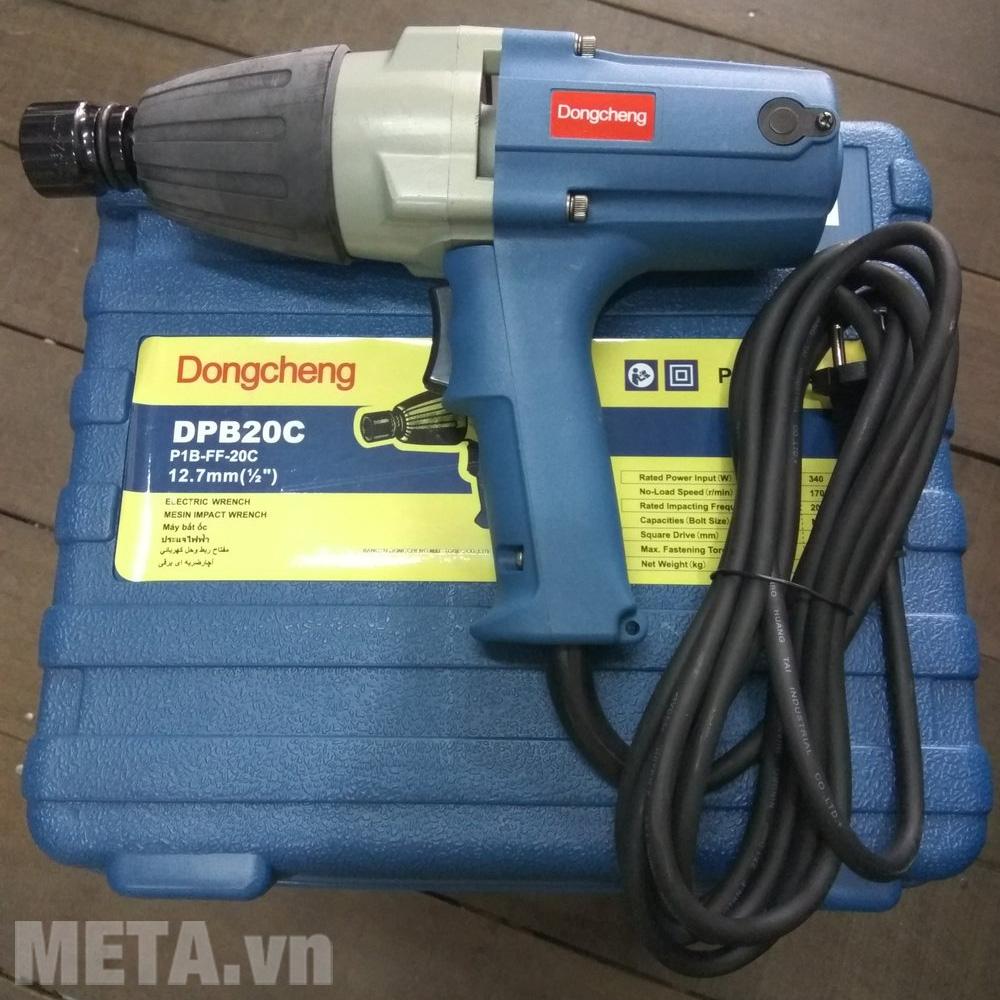 Máy siết bu lông Dongcheng DPB20C