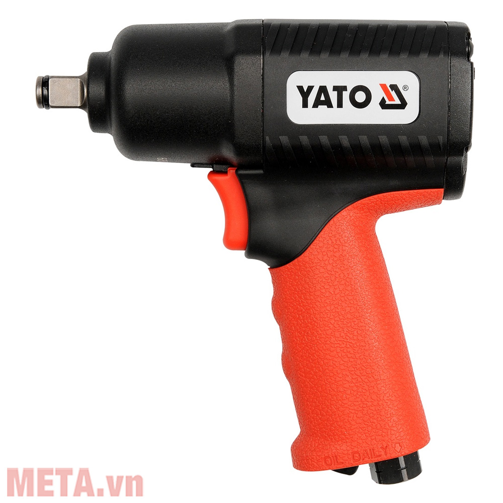 Súng bắn bu lông 2 búa 1/2 inch YATO YT-0950