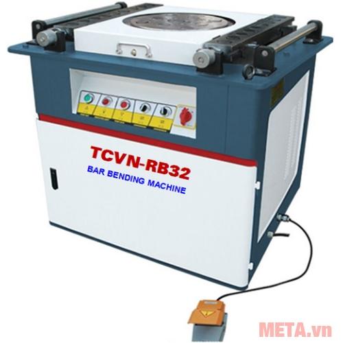 Máy uốn sắt tự động TCVN-RB32