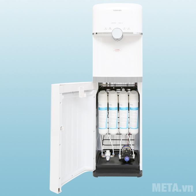 Thời gian thay lõi máy lọc nước
