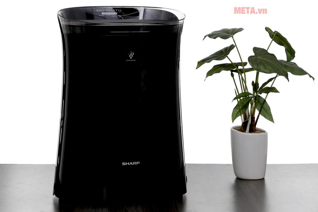 Máy lọc không khí và bắt muỗi Sharp FP-FM40E-B sử dụng công nghệ Inverter tiết kiệm điện năng